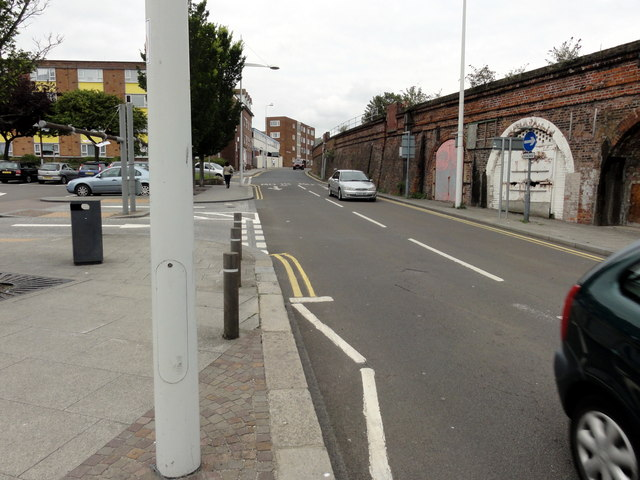 Folkestone, The Tram Road