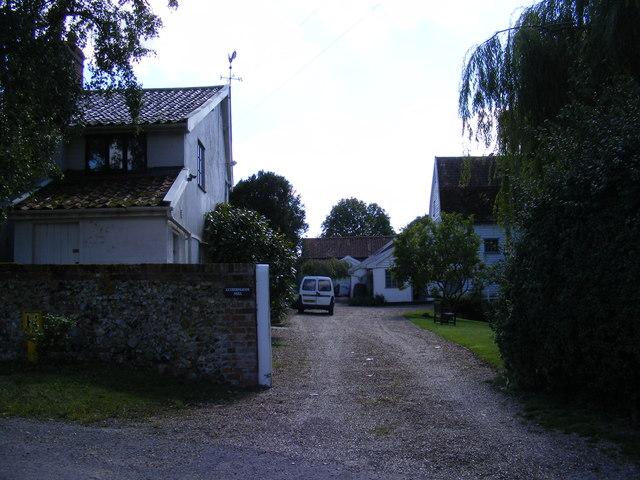Letheringham Mill