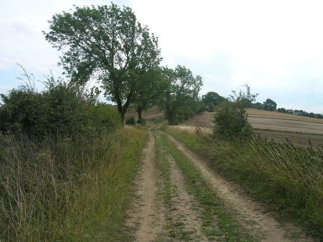 Fordoles Head Lane
