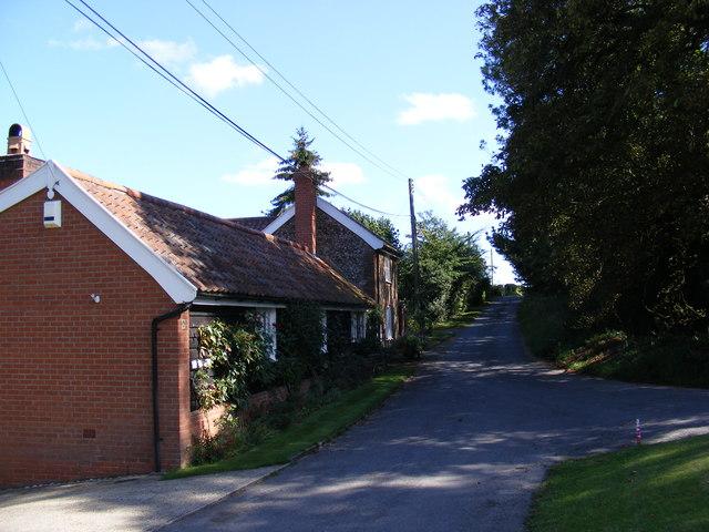 Cooks Hill, Letheringham