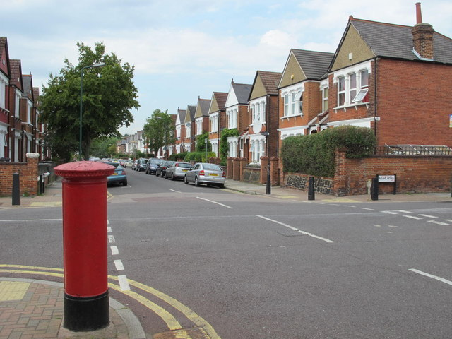 Olive Road / Sneyd Road, NW2