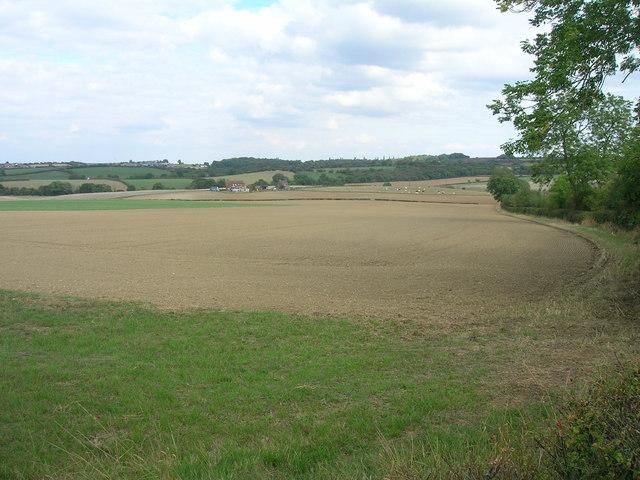 Farmland off Park Lane