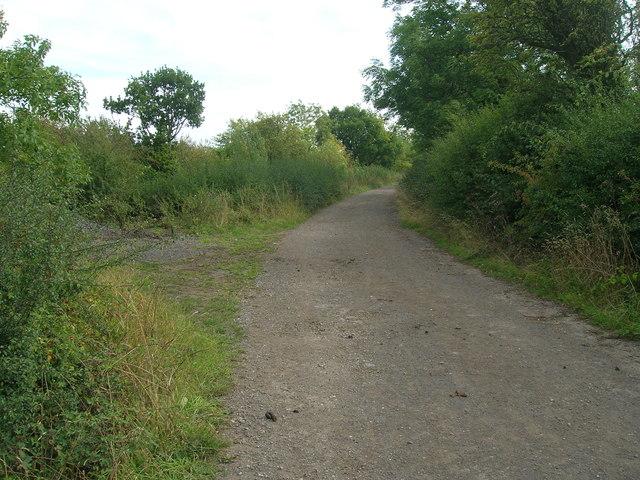 Park Lane towards Conisbrough Lodge