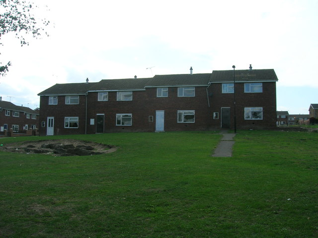 Houses off Bolton Street