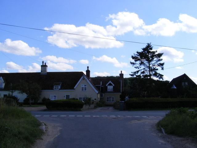 Park Road at Park Corner