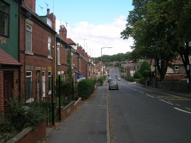 Low Road, Conisbrough