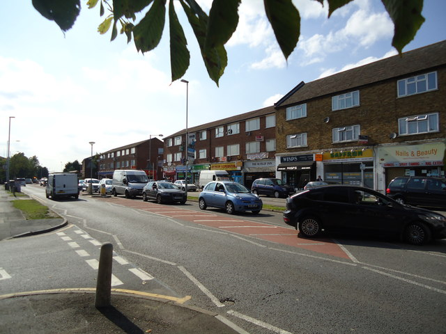 Shops, Station Approach, South Ruislip