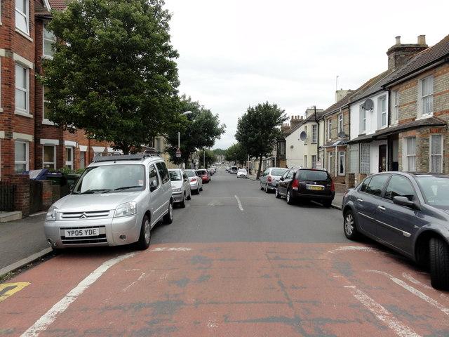 Folkestone, Warren Road