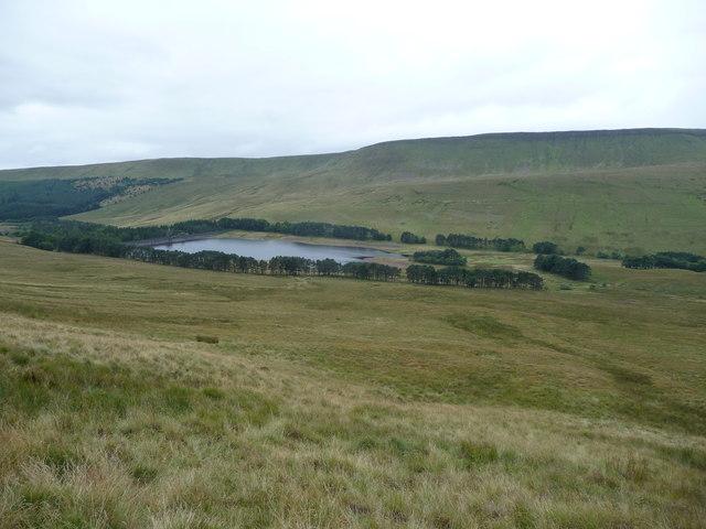 The Upper Neuadd Reservoir