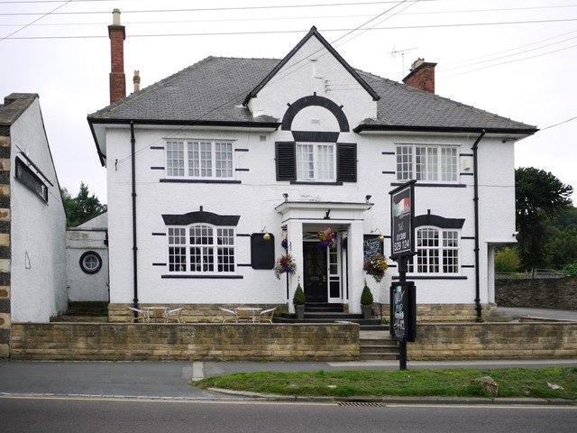 The former Mill Race Hotel, Wolsingham