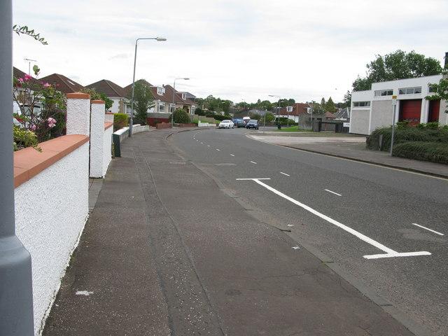 Dorian Drive, Williamwood