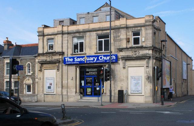 2011 : The Sanctuary Church, Staple Hill