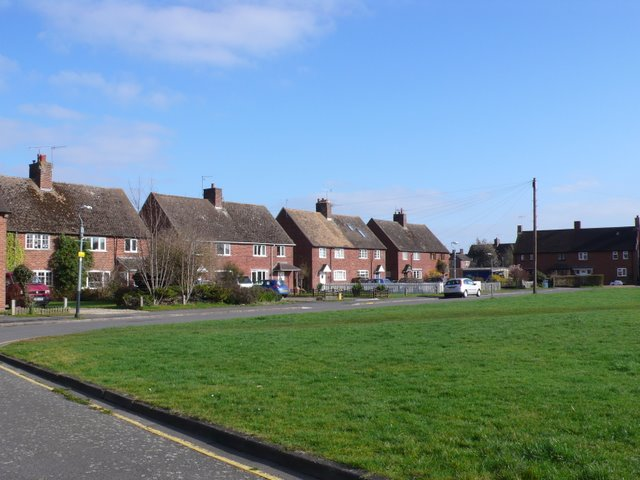 Houses , Knights Lane