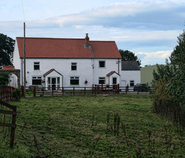 Fewster Gill Farm
