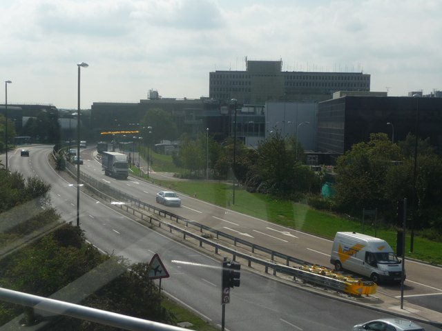 West Sussex : A23 London Road, Gatwick Airport