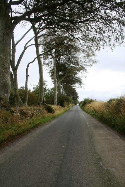 Uphill to Monkshill