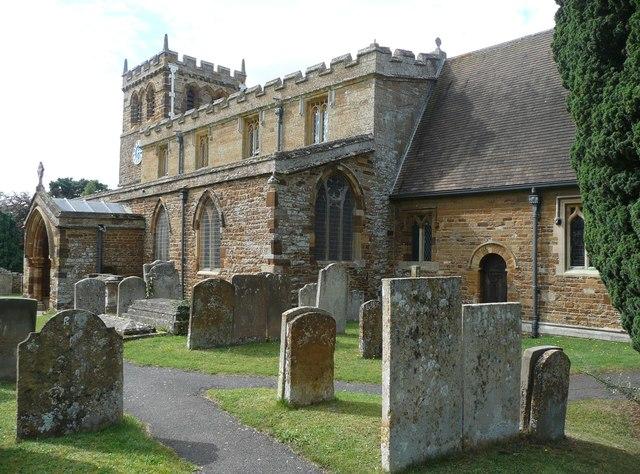 All Saints Church, Mears Ashby