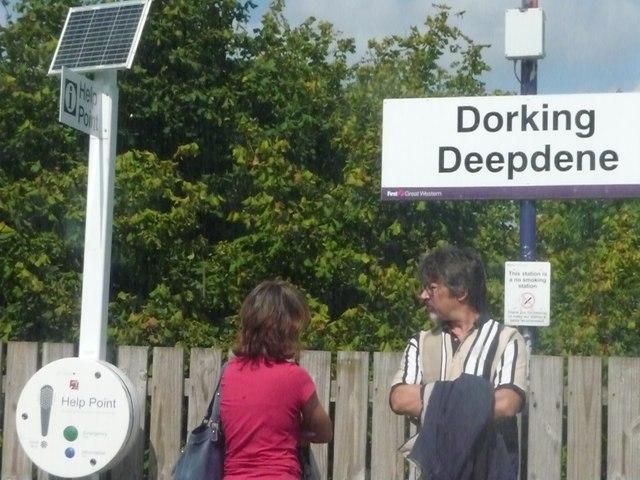 Dorking : Dorking Deepdene Station