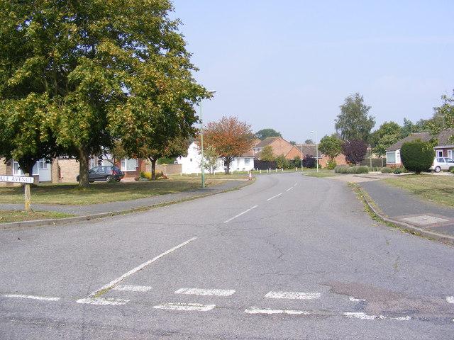 Nightingale Avenue, Reydon