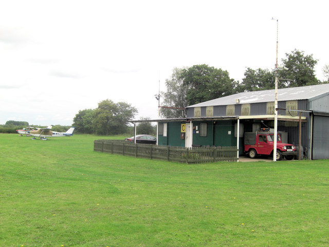 Brimpton Airfield Clubhouse