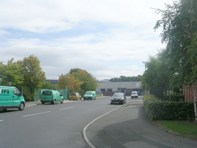 Treefield Industrial Estate - Gelderd Road