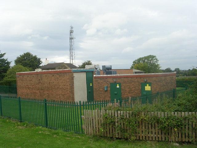 Electricity Substation No 3414 - Bradford Road