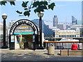 TQ3380 : London Bridge City Pier by Colin Smith