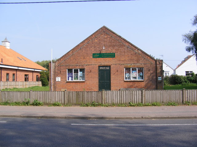 Southwold Scouts Group Hall