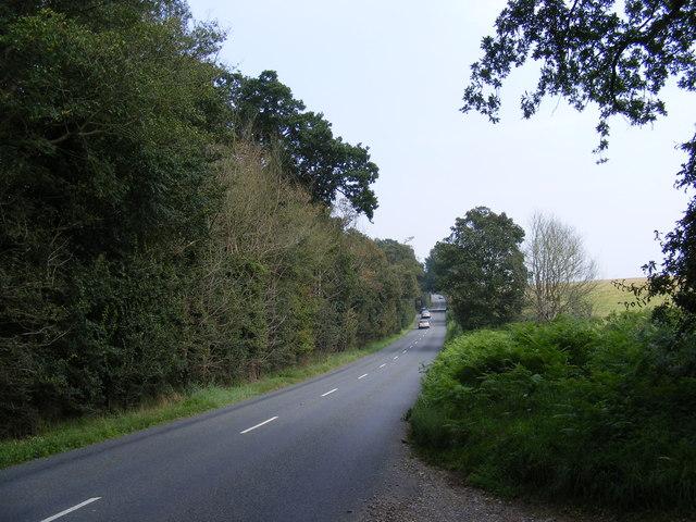 A1095 Halesworth Road