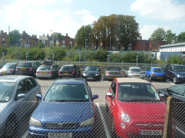 Guildford : Car Park
