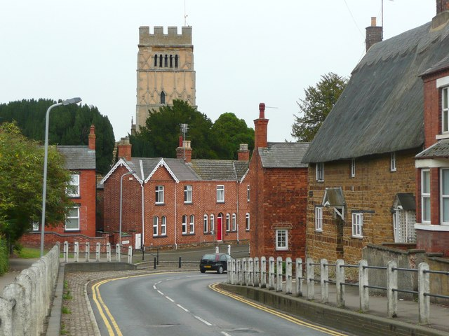 West Street, Earls Barton