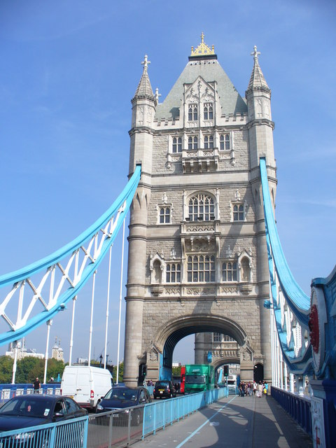 Tower Bridge, South Tower