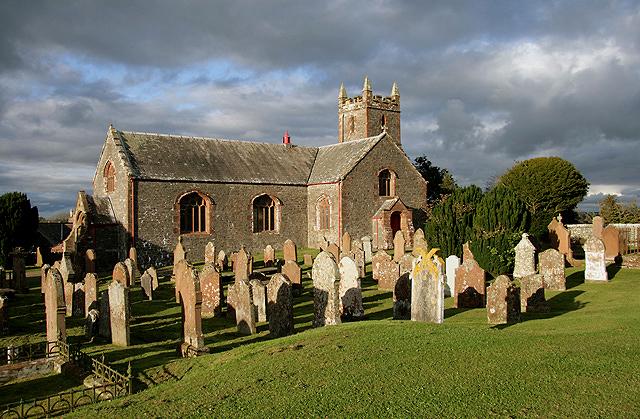 Borgue Parish Church