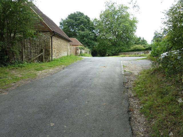 South on Iping Lane
