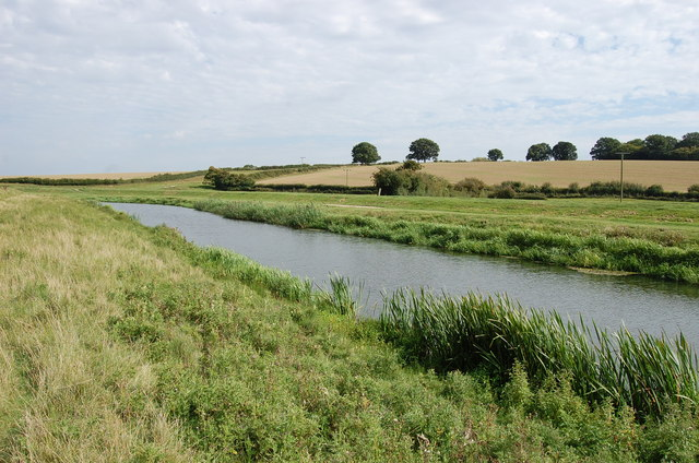 River Rother near Knelle Pumping Station