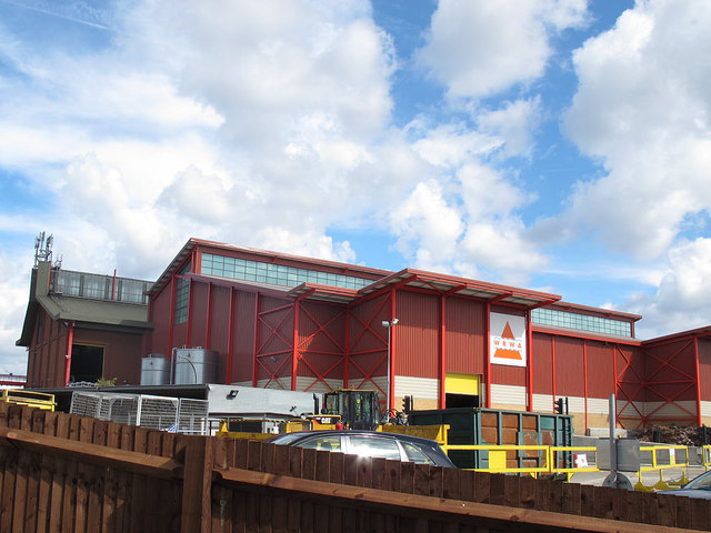Wandsworth recycling centre