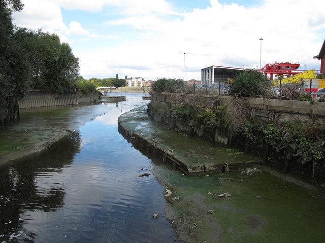 Wandle Creek