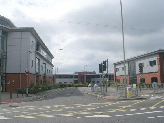 Turnberry Park Road - Wakefield Road