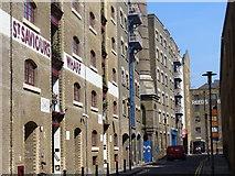 TQ3379 : Mill Street, Bermondsey by Colin Smith