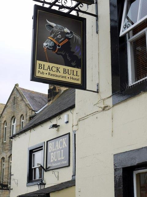 Black Bull, Market Place, Wolsingham