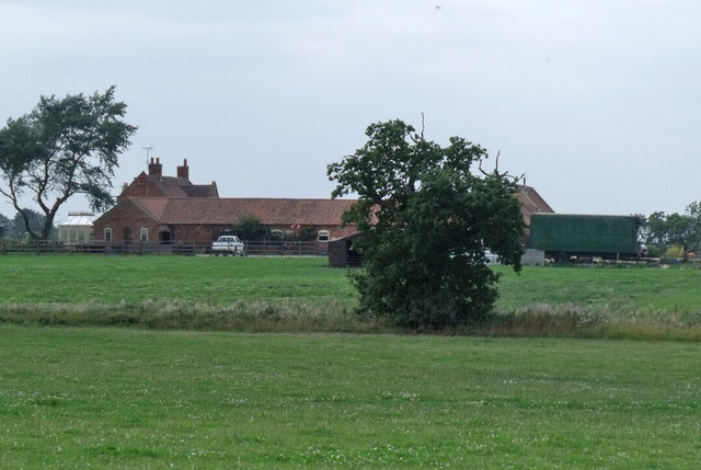 Potter Hill Farm, near Swinderby