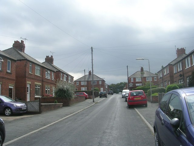 Vicarage Avenue - Finkle Lane