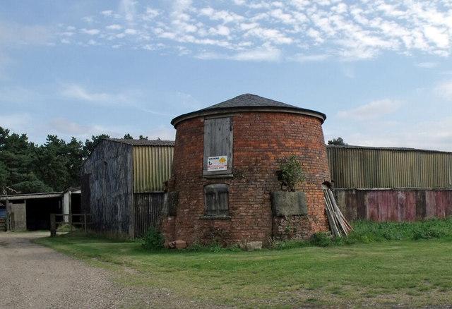 Windmill at Mill Farm, Besthorpe