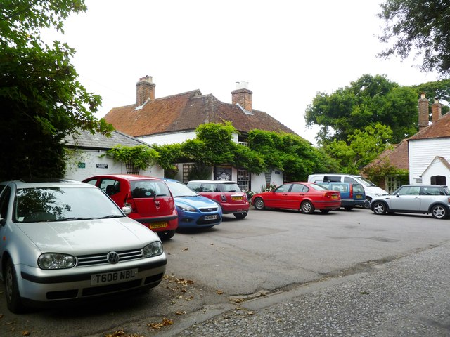 Woodside, The Chequers