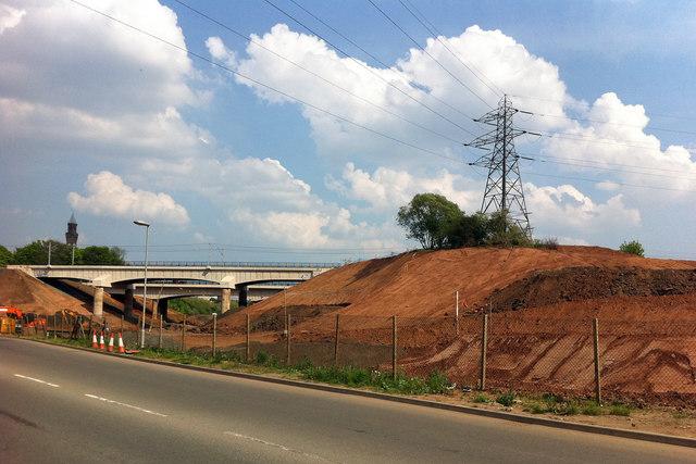 Selly Oak New Road