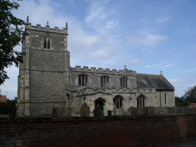 St Helena's Church, South Scarle
