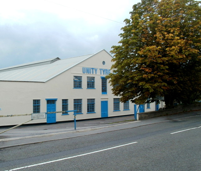 Unity Tyre depot, Bitton