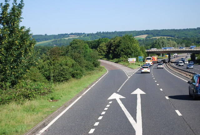 A25 / A21 junction