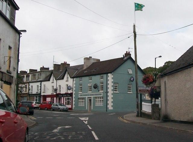 The Bridge End Tavern and the Coast Road Inn, Glenarm