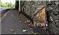 J1667 : Milepost, Ballinderry by Albert Bridge